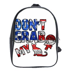 Dont Grab My School Bags (xl)  by Valentinaart