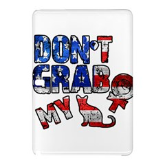 Dont Grab My Samsung Galaxy Tab Pro 10 1 Hardshell Case by Valentinaart
