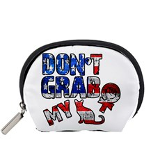 Dont Grab My Accessory Pouches (small)  by Valentinaart