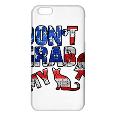 Dont Grab My Iphone 6 Plus/6s Plus Tpu Case by Valentinaart