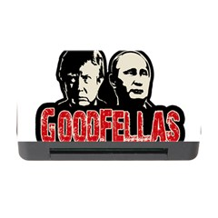 Goodfellas Putin And Trump Memory Card Reader With Cf by Valentinaart