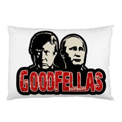 Goodfellas Putin And Trump Pillow Case (two Sides) by Valentinaart