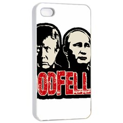 Goodfellas Putin And Trump Apple Iphone 4/4s Seamless Case (white) by Valentinaart