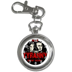 Make Tyranny Great Again Key Chain Watches by Valentinaart