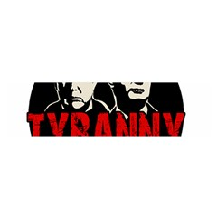 Make Tyranny Great Again Satin Scarf (oblong) by Valentinaart