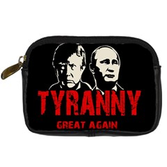 Make Tyranny Great Again Digital Camera Cases by Valentinaart