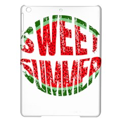 Watermelon   Sweet Summer Ipad Air Hardshell Cases by Valentinaart