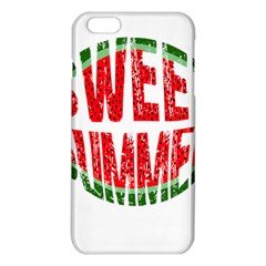 Watermelon   Sweet Summer Iphone 6 Plus/6s Plus Tpu Case by Valentinaart