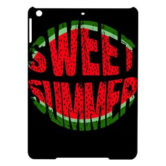 Watermelon   Sweet Summer Ipad Air Hardshell Cases by Valentinaart