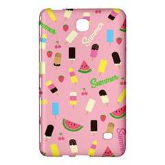 Summer Pattern Samsung Galaxy Tab 4 (7 ) Hardshell Case  by Valentinaart
