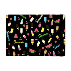 Summer Pattern Apple Ipad Mini Flip Case by Valentinaart