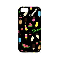 Summer Pattern Apple Iphone 5 Classic Hardshell Case (pc+silicone) by Valentinaart