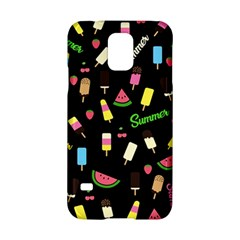 Summer Pattern Samsung Galaxy S5 Hardshell Case  by Valentinaart