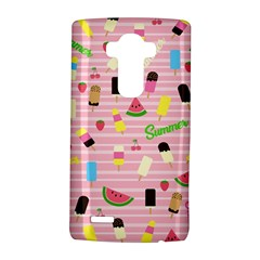 Summer Pattern Lg G4 Hardshell Case by Valentinaart