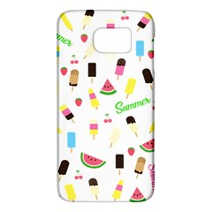 Summer Pattern Galaxy S6 by Valentinaart