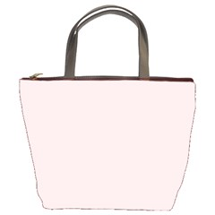 Blush Pink Bucket Bags by SimplyColor