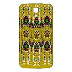 Rainbow And Stars Coming Down In Calm  Peace Samsung Galaxy Mega I9200 Hardshell Back Case by pepitasart