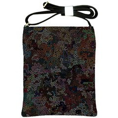 Chaos B1 Shoulder Sling Bags by MoreColorsinLife