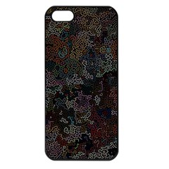 Chaos B1 Apple Iphone 5 Seamless Case (black) by MoreColorsinLife