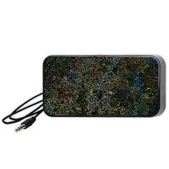 Chaos B2 Portable Speaker (black) by MoreColorsinLife