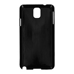 Simply Black Samsung Galaxy Note 3 Neo Hardshell Case (black) by SimplyColor