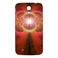 Liquid Sunset, A Beautiful Fractal Burst Of Fiery Colors Samsung Galaxy Mega I9200 Hardshell Back Case