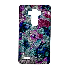 Floral Chrome 2c Lg G4 Hardshell Case by MoreColorsinLife