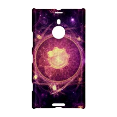 A Gold And Royal Purple Fractal Map Of The Stars Nokia Lumia 1520 by jayaprime