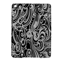 Black White Shape Ipad Air 2 Hardshell Cases by Mariart