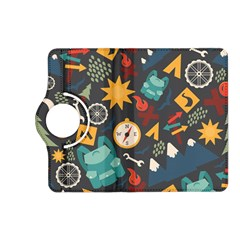 Compass Cypress Chair Arrow Wheel Star Mountain Kindle Fire Hd (2013) Flip 360 Case by Mariart