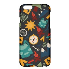 Compass Cypress Chair Arrow Wheel Star Mountain Apple Iphone 6 Plus/6s Plus Hardshell Case by Mariart