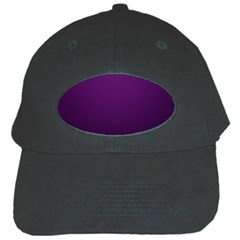 Board Purple Line Black Cap by Mariart