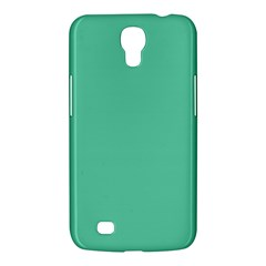 Aquamarine Solid Color  Samsung Galaxy Mega 6 3  I9200 Hardshell Case by SimplyColor