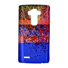 Glitchdrips Shadow Color Fire Lg G4 Hardshell Case by Mariart