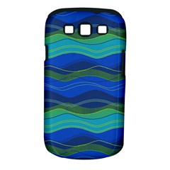 Geometric Line Wave Chevron Waves Novelty Samsung Galaxy S Iii Classic Hardshell Case (pc+silicone) by Mariart