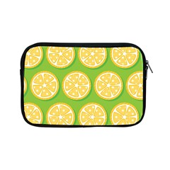 Lime Orange Yellow Green Fruit Apple Ipad Mini Zipper Cases by Mariart