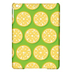 Lime Orange Yellow Green Fruit Ipad Air Hardshell Cases by Mariart