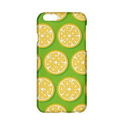 Lime Orange Yellow Green Fruit Apple Iphone 6/6s Hardshell Case by Mariart