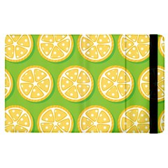 Lime Orange Yellow Green Fruit Apple Ipad Pro 12 9   Flip Case by Mariart
