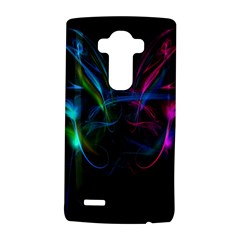 Light Waves Light Red Blue Lg G4 Hardshell Case by Mariart