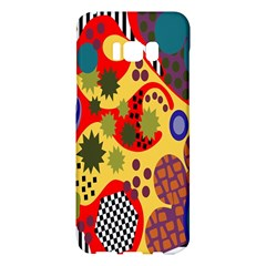 Line Star Polka Dots Plaid Circle Samsung Galaxy S8 Plus Hardshell Case  by Mariart