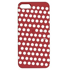 Pink White Polka Dots Apple Iphone 5 Hardshell Case With Stand by Mariart