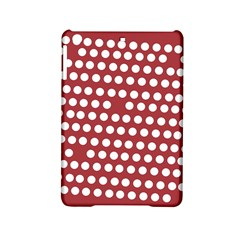 Pink White Polka Dots Ipad Mini 2 Hardshell Cases by Mariart