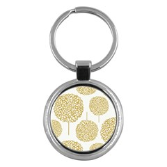 Loboloup Hydrangea Quote Floral And Botanical Flower Key Chains (round)  by Mariart