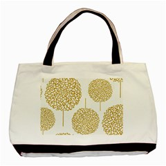 Loboloup Hydrangea Quote Floral And Botanical Flower Basic Tote Bag by Mariart
