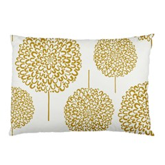Loboloup Hydrangea Quote Floral And Botanical Flower Pillow Case by Mariart