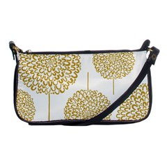 Loboloup Hydrangea Quote Floral And Botanical Flower Shoulder Clutch Bags by Mariart