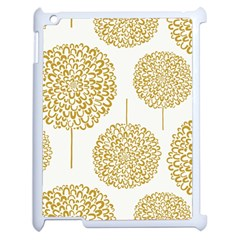 Loboloup Hydrangea Quote Floral And Botanical Flower Apple Ipad 2 Case (white) by Mariart
