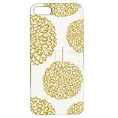 Loboloup Hydrangea Quote Floral And Botanical Flower Apple Iphone 5 Hardshell Case With Stand by Mariart