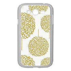 Loboloup Hydrangea Quote Floral And Botanical Flower Samsung Galaxy Grand Duos I9082 Case (white) by Mariart